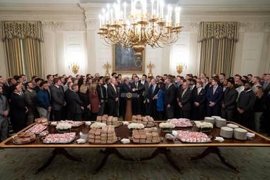 Así es el legado gastronómico que ha dejado Donald Trump tras 4 años en la presidencia de EEUU