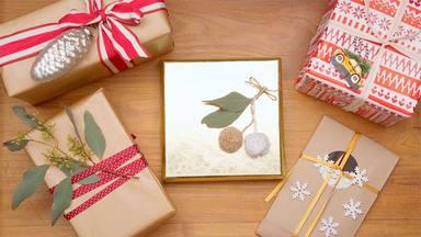"""Estas Navidades a la hora de envolver regalos acuérdate que """"Más vale maña que fuerza"""""""