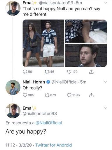 Los comentarios que han indignado a Niall Horan en las redes sociales