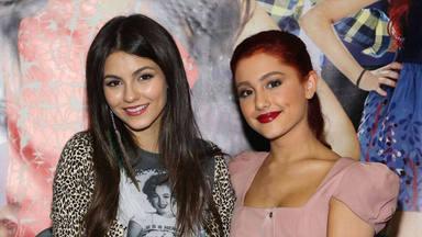 Ariana Grande y Victoria Justice
