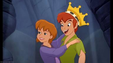 Jane en 'Peter Pan 2: Regreso a nunca jamás'