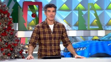 Jorge Fernández hace historia al expulsar por primera vez a un concursante de 'La ruleta de la suerte'