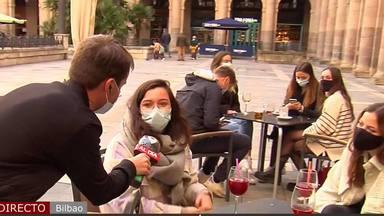 Joaquín Prat, en shock tras lo sucedido con uno de sus reporteros en una terraza de Bilbao