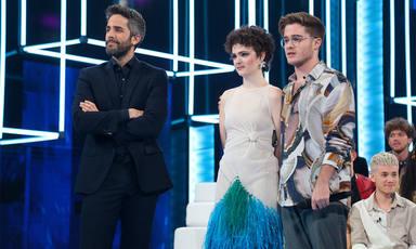 Anne y Gerard reprochan a Operación Triunfo este detalle durante la última gala