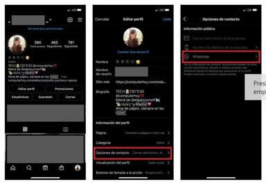 La nueva función de Whatsapp que te permitirá mandar mensajes de una aplicación a otra