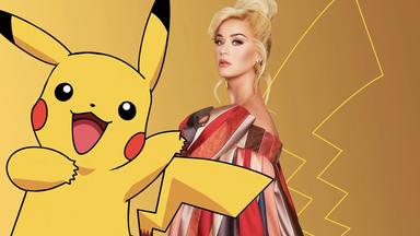 """Pokémon y la cantante estadounidense Katy Perry presentan """"Electric"""""""