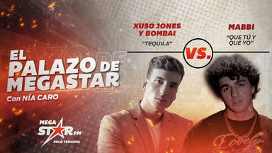 Insuperable Xuso Jones vuelve a coronarse lider de El Palazo con su temazo Tequila