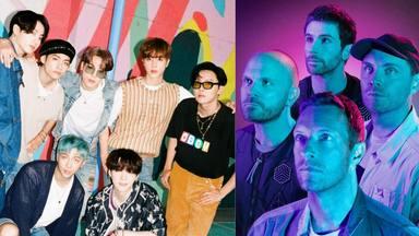 Coldplay anuncia su colaboración con BTS tras compartir un adelanto de 'My Universe'