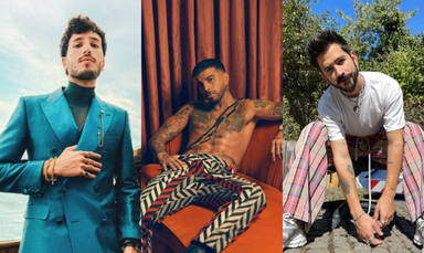 De Rauw Alejandro a Camilo: así han celebrado los artistas sus nominaciones a los Latin Grammy
