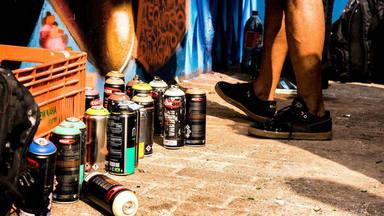 Ya puedes pintar grafitis con tu smartphone