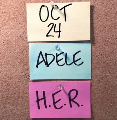 El misterioso anuncio de Adele deja en ascuas a toda la música internacional: ¿Qué va a presentar?