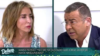 Las serias dudas de María Patiño sobre su continuidad en Telecinco: Me iré dignamente