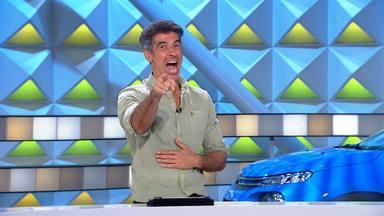 Jorge Fernández detiene el programa y desvela un secreto oculto del público de 'La ruleta de la suerte'