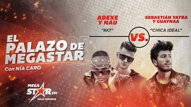 El Palazo ed MegaStar 1 de diciembre