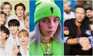 'Global Citizen': el concierto de nuestros sueños confirma entre sus artistas a Billie Eilish, BTS o Coldplay