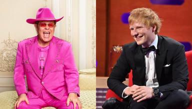 Ed Sheeran y Elton John juntos por navidad: una mezcla perfecta para poner himno a estas fiestas