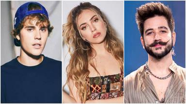 Justin Bieber, Ana Mena o Camilo: así es cómo dieron sus primeros pasos en la música los artistas del momento