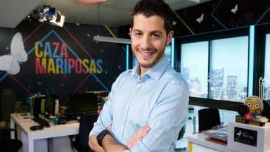 El pasado desconocido con el que Nando Escribano de Cazamariposas comenzó en Telecinco