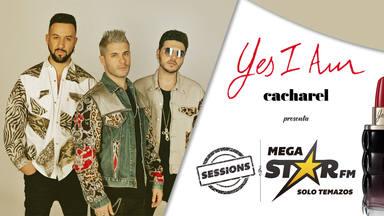 'Yes I Am te da la oportunidad de conocer a Lérica en la próxima MegaStar Sessions
