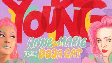 """Disfruta de """"To Be Young"""", lo nuevo de Anne-Marie & Doja Cat"""