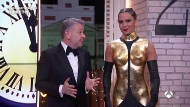 Cristina Pedroche, muy preocupada por su vestido para las campanadas de este año: Estoy jodi...