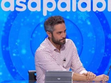 La novedad en Pasapalabra anunciada por Roberto Leal que supone un gran cambio en el programa para 2021