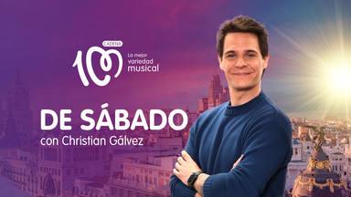 Christian Gálvez aterriza en CADENA 100 para revolucionar los sábados de la radio musical española