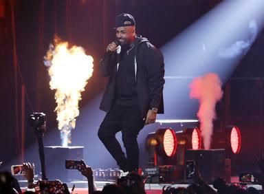 Nicky Jam arrasa en los escenarios