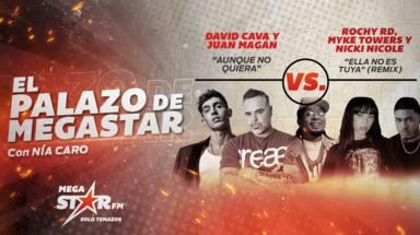 David Cava y Juan Magán acaban la semana como la empezaron: en lo alto del podio de El Palazo de MegaStar