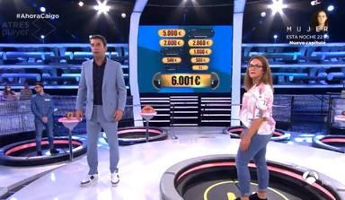 Arturo Valls recibe una sorprendente propuesta de una concursante del programa: Me gustaría que lo hicieras