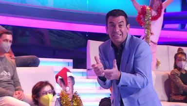"""Arturo Valls recibe una sorprendente propuesta de una concursante del programa: """"Me gustaría que lo hicieras"""""""