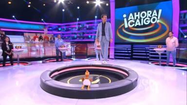 Arturo Valls se salta las normas de 'Ahora Caigo' y desvela una pista secreta: No lo he hecho nunca