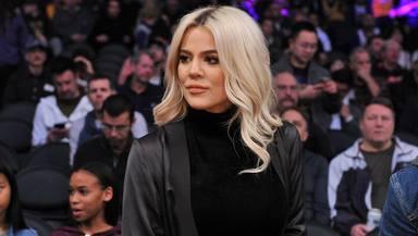 Khloé Kardashian tiene una doble y ha causado furor en los Grammy