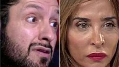 """Rafael Amargo rompe su silencio y confiesa el motivo de la guerra contra María Patiño: """"es muy cruel"""""""