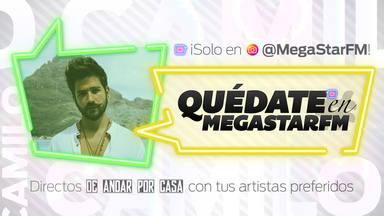 #QuédateEnMegastarFM: Camilo dedica un temazo por sorpresa a una fan