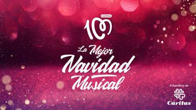 No te pierdas el próximo 30 de diciembre la gala especial 'La Mejor Navidad Musical' de CADENA 100