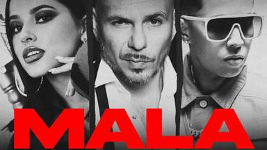 Pitbull, Becky G & De La Ghetto Mala (Remix)