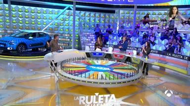 Jorge Fernández se pone serio y lanza una clara advertencia a los concursantes de La ruleta de la suerte