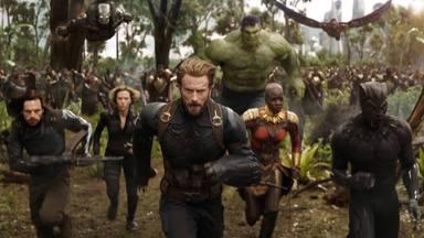 2 Infinity war y End Game reúne a todos los protagonistas del universo Marvel