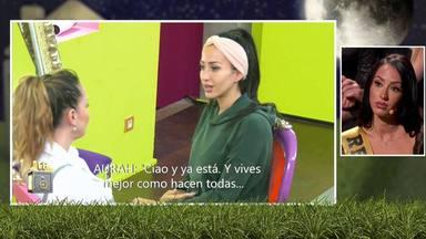 Aurah Ruiz desvela en La casa fuerte lo motivos reales por los que Jesé ha abandonado el PSG