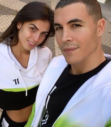 La foto más comentada de Sofía Suescun y Kiko Jiménez saliendo a la calle en la desescalada