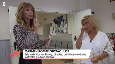 La decisión de Carmen Borrego que podría cambiar su relación con Emma García en Viva la vida