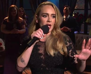 ¿Quién es quién? La foto con la que Katy Perry despista a sus fans por su parecido con Adele