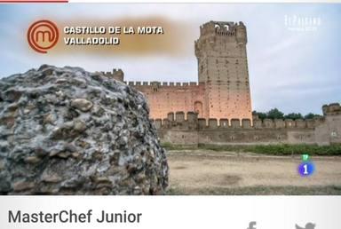 El gran enfado de Medina del Campo con Masterchef Junior por un fallo garrafal en un rótulo