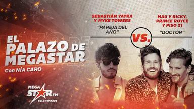 'Pareja del Año' se consolida en El Palazo de MegaStar pero le toca enfrentarse a otro 'dream team'