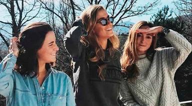 Las hermanas Pombo celebran en Madrid el cumpleaños más 'influencer' del año