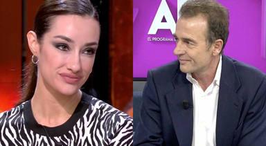 El duro mensaje de Alessandro Lequio a Adara en su regreso a la televisión