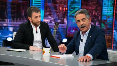 El recadito de Revilla a Pablo Motos por destapar una conversación privada en 'El Hormiguero'