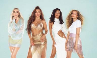 Así es 'Confetti', el nuevo álbum de Little Mix que llega con más fuerza que nunca