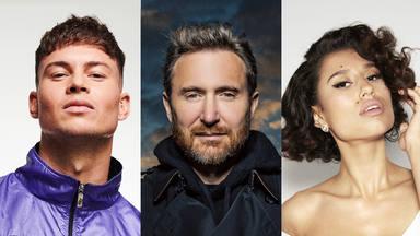 Joel Corry, RAYE y David Guetta te invitan a su 'cama': así suena su nuevo temazo
